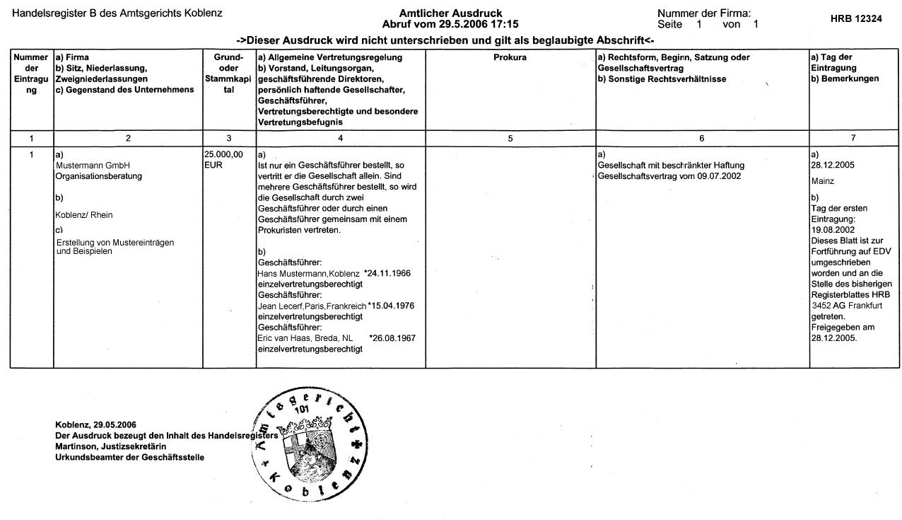 File Handelsregisterauszug Png Egovglossary