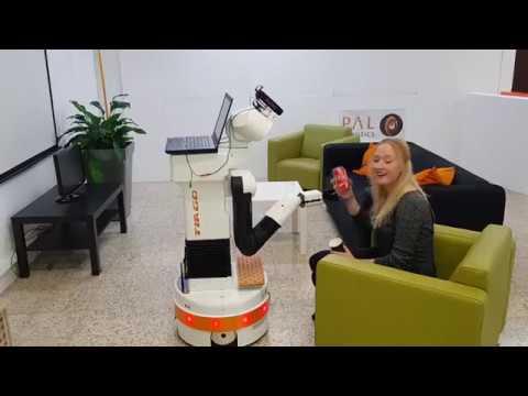 European Robotics League Highlights from homer