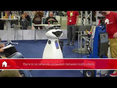 Qualification Video RoboCup 2018
