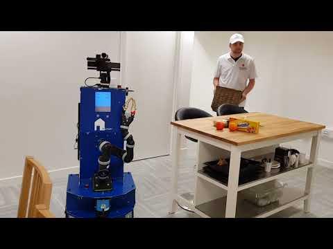Welcoming Visitors European Robotics League Edinburgh