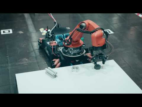 European Robotics League